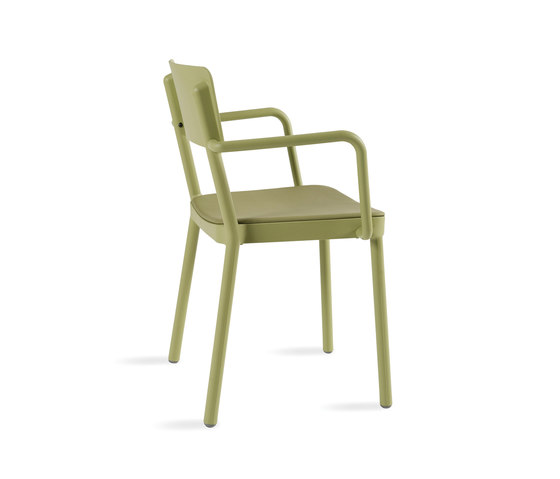 lisboa armchair upholstered by Resol-Barcelona Dd | Visitors chairs / Side chairs