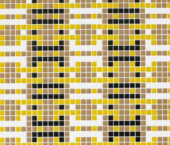 Retro - Print de Hisbalit | Mosaicos