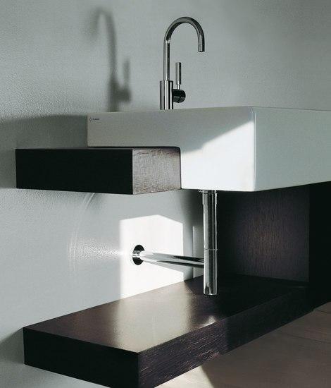 Acquagrande 60 basin by Ceramica Flaminia | Wash basins