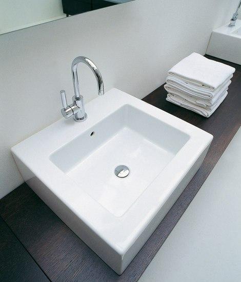 Acquagrande 60 lavabo di Ceramica Flaminia | Lavabi / Lavandini
