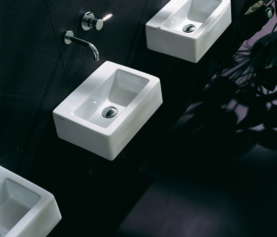 Acquababy basin by Ceramica Flaminia | Wash basins