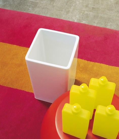Cest waste basket by Ceramica Flaminia | Waste bins