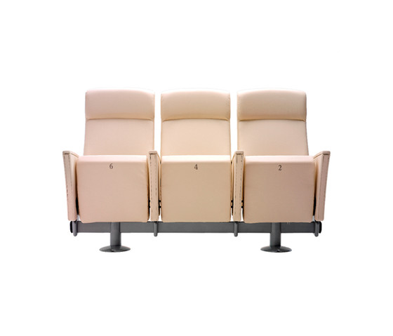 Eidos by Ares Line | Auditorium seating