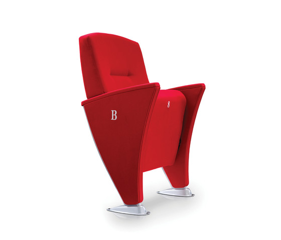 Eidos Plus by Ares Line | Auditorium seating