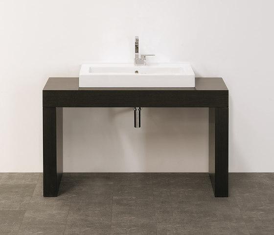 Bridge 62 bench by Ceramica Flaminia | Vanity units