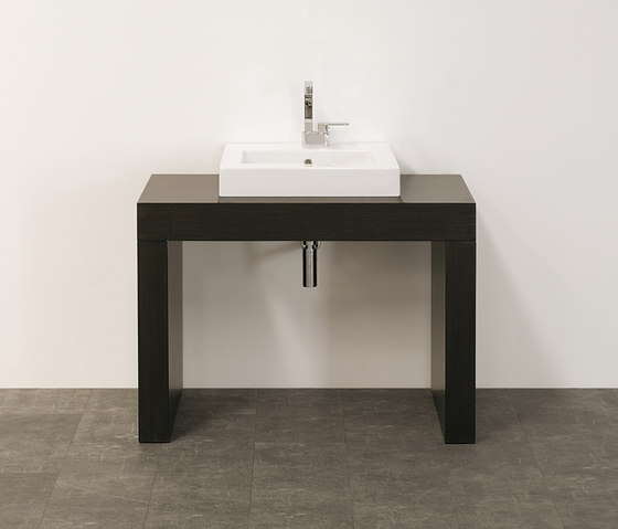Bridge 62 bench by Ceramica Flaminia | Vanity units