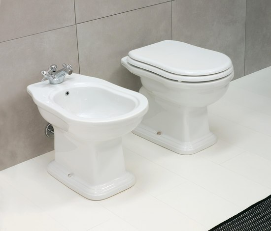 Efi wc   bidet by Ceramica Flaminia   Toilets