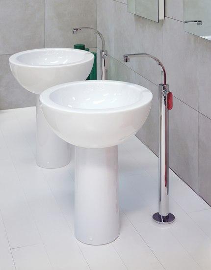 Fonte basin by Ceramica Flaminia | Vanity units