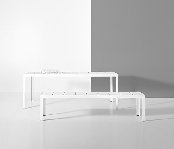 Dats bench/table de Bivaq | Bancs de jardin