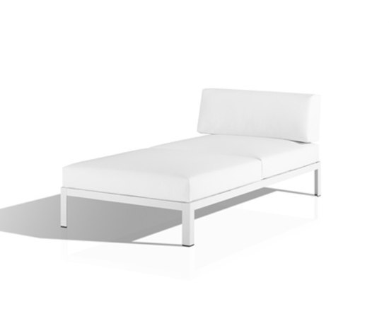 Nak chaiselongue by Bivaq | Chaise longues