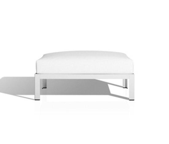 Nak footstool by Bivaq | Poufs