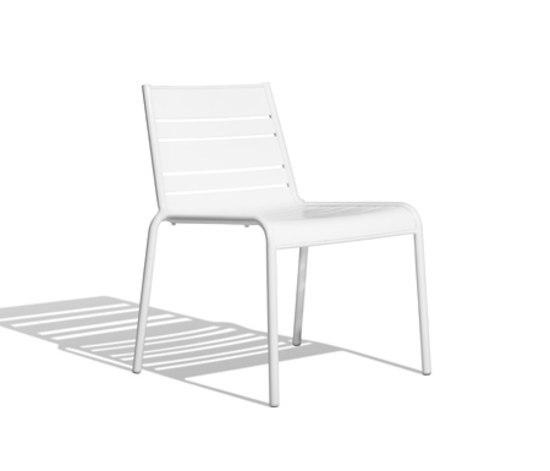 Slat by Bivaq | Garden chairs