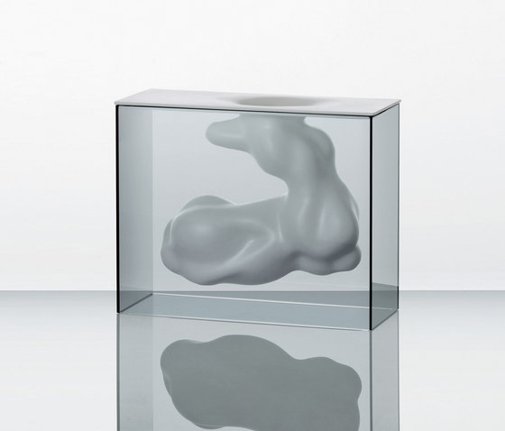 Angela by Glas Italia | Vases