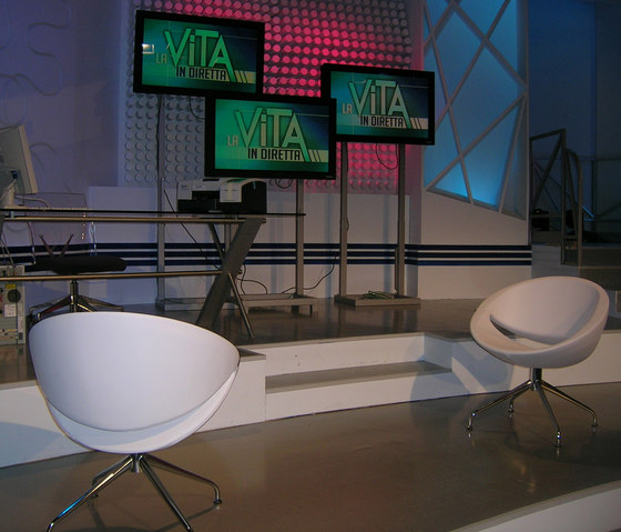 Mya by Ares Line | Visitors chairs / Side chairs