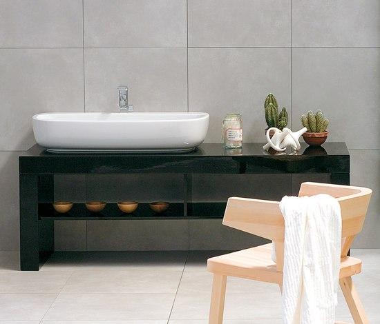Frisco 180 bench by Ceramica Flaminia | Vanity units