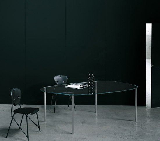 Regent by Glas Italia | Meeting room tables