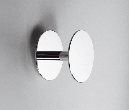 Hoop towel hook by Ceramica Flaminia | Towel hooks
