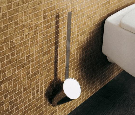 Hoop brush holder von Ceramica Flaminia | Toilettenbürstengarnituren