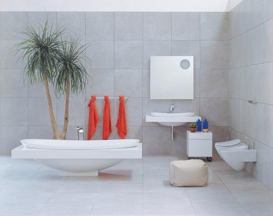 IO bath-tub de Ceramica Flaminia | Bañeras ovaladas