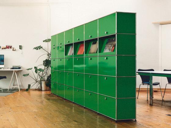 USM Haller Storage di USM | Sistemi divisori stanze