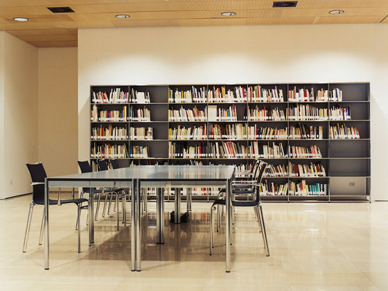 USM Haller Storage by USM | Library shelving systems