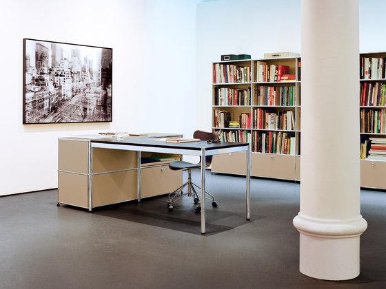 usm haller table laminate de usm usm haller table. Black Bedroom Furniture Sets. Home Design Ideas