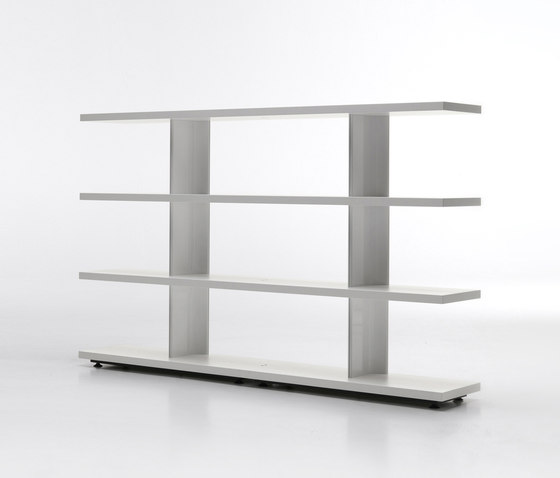 Tok by Baleri Italia by Hub Design | Office shelving systems