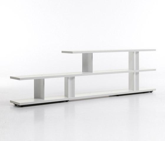 Tok di Baleri Italia by Hub Design | Sistemi scaffale ufficio