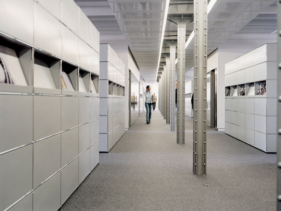 USM Haller Storage by USM | Cabinets