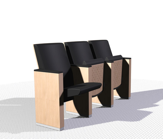 Tempo by Ares Line | Auditorium seating