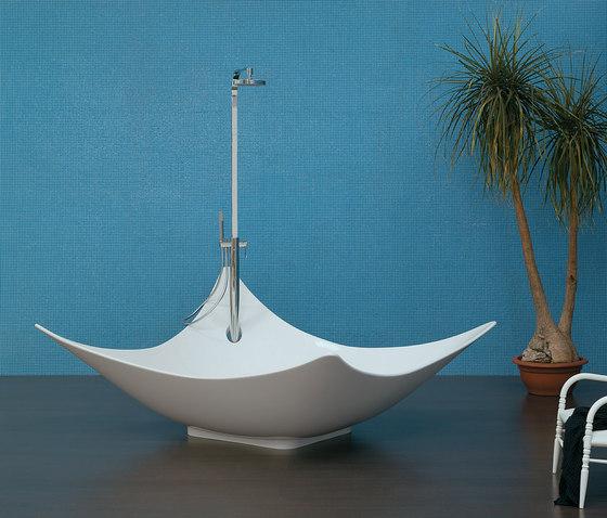 Leggera by Ceramica Flaminia | Shower trays