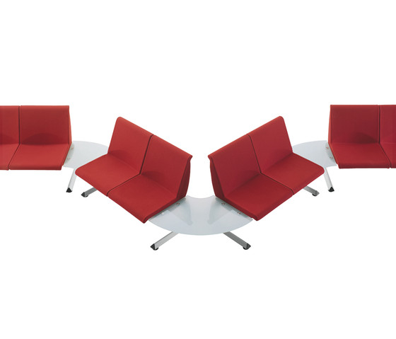 Teorema by Ares Line | Modular seating elements