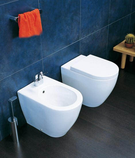 Link wc | bidet by Ceramica Flaminia | Toilets