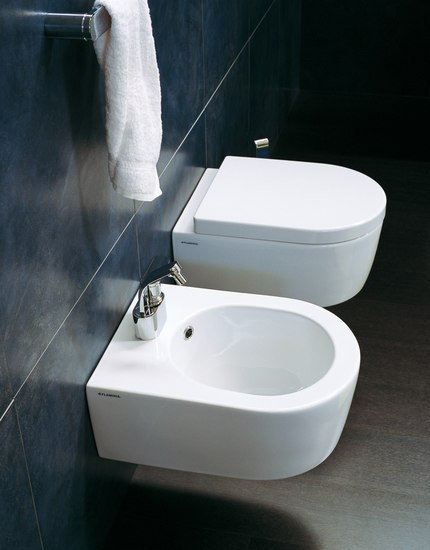 Mini Link wc | bidet by Ceramica Flaminia | Toilets