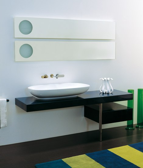 Miami 180 bench by Ceramica Flaminia | Vanity units
