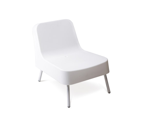 bob chair by Resol-Barcelona Dd | Garden armchairs