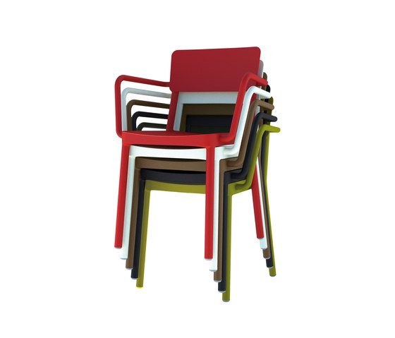 lisboa armchair by Resol-Barcelona Dd | Visitors chairs / Side chairs