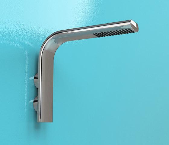 Noke' shower by Ceramica Flaminia | Bath taps