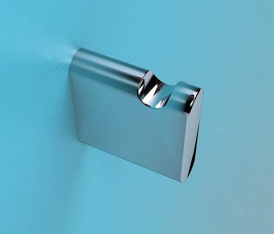 Noke' towel hook by Ceramica Flaminia | Towel hooks