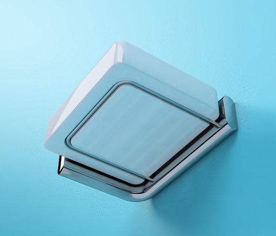 Noke' soap holder de Ceramica Flaminia | Porte-savons