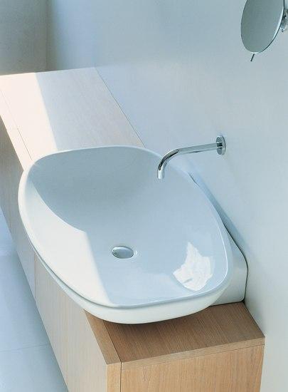 Nuda 85 basin de Ceramica Flaminia | Lavabos
