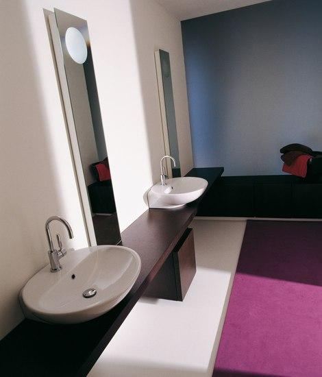 Nuda 60 basin von Ceramica Flaminia | Waschtische