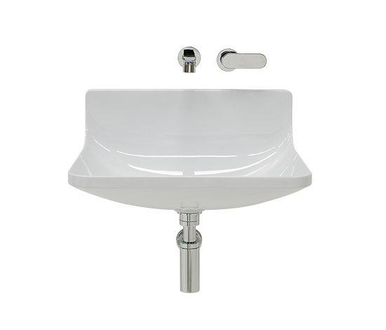 Plate basin by Ceramica Flaminia | Wash basins