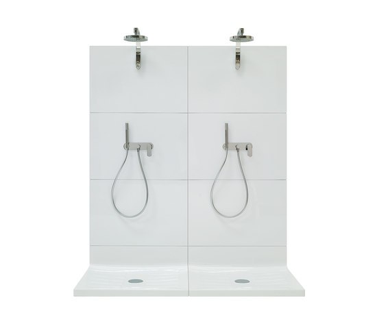 Plate shower system by Ceramica Flaminia | Shower trays