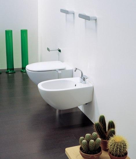 Spin wc | bidet de Ceramica Flaminia | WCs