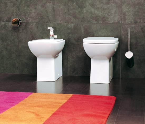 Sprint wc | bidet by Ceramica Flaminia | Toilets