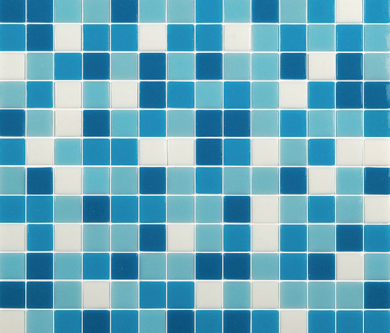 Easy Mix - Comillas by Hisbalit | Glass mosaics