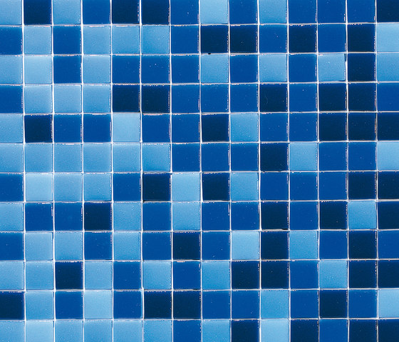 Degradados by Hisbalit | Glass mosaics