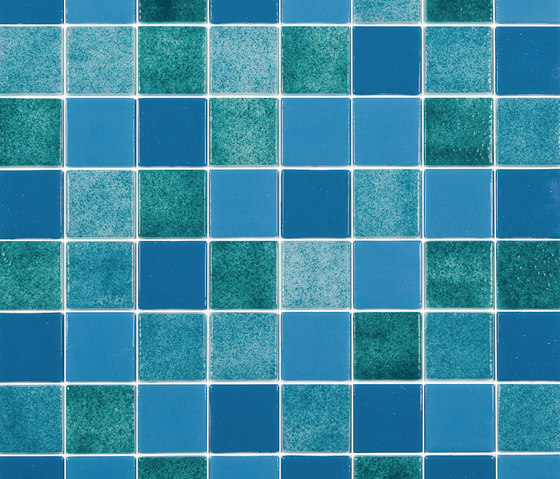 Easy Mix - Iguazu by Hisbalit | Glass mosaics