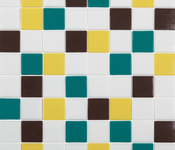 Easy Mix - Mexico by Hisbalit | Glass mosaics